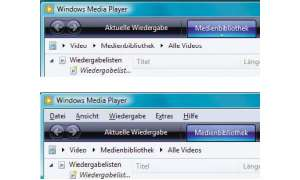 Vista-Ärger: Windows Media Player 11