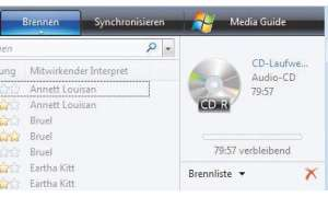 MP3-Freeware: Windows Media Player 11