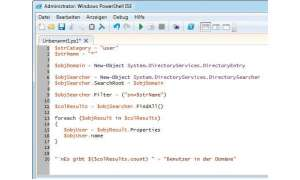 Powershell unter Windows 7