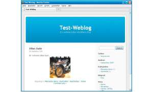 Wordpress Aufpolieren