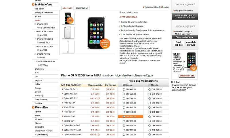 Iphone 3gs Ohne T Mobile Vertrag So Wirds Billiger Pc Magazin