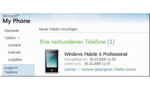 Das neue Windows Mobile