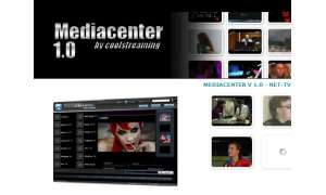 CoolStreaming Mediacenter