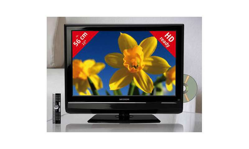 aldi lcd fernseher mit dvd und dvb t und sat anlage samt hd receiver pc magazin. Black Bedroom Furniture Sets. Home Design Ideas