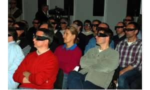 Video-HomeVision 3D-Show auf der High End