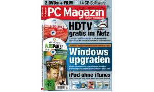 Cover PC Magazin 7/2010