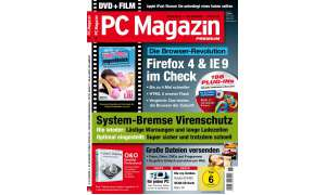Cover PC Magazin 6/2010