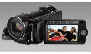 AVCHD-Camcorders Canon HF 11