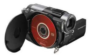 AVCHD-Camcorder Sony UX 19