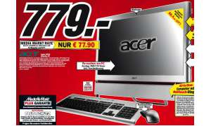Media-Markt-Prospekt: Notebooks, Netbooks und  All-in-One-PCs gecheckt