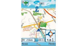 Software Mobile Navigation: Kostenlose Handy-Navigation