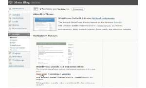 Die Wordpress-Installation in Bildern
