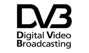 Logo DVB Digital Video Broadcasting