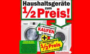 Haushaltswaren, aktion, media markt,