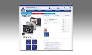 Medion Life P44008 (MD 86646) bei Aldi Nord