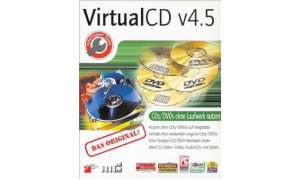Virtuelle Laufwerke: Virtual CD v4.5
