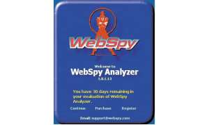 Auswertungs-Tool: WebSpy Analyzer 1.0