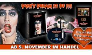 """Rocky Horror Picture Show"" kommt auf Blu-ray"