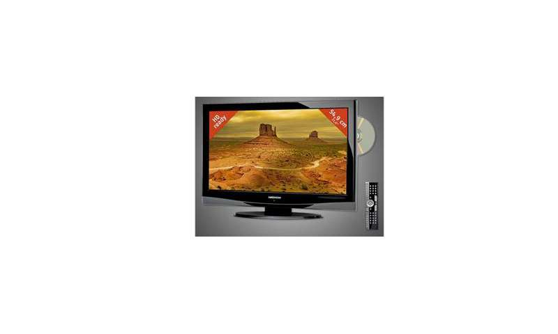 g nstiger 22 zoll lcd mit dvd und dvb t bei aldi nord pc magazin. Black Bedroom Furniture Sets. Home Design Ideas