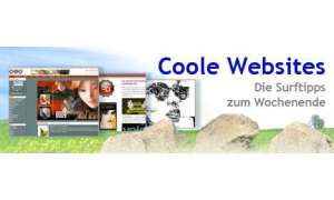 Coole Websites - KW 18