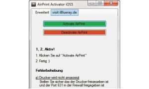 AirPrint Acitvator