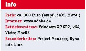 Betatest Adobe CS3 Production Premium