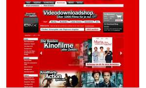 Media Markt, Download, Video on Demand, Shop