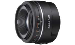 Sony SAL 2,8/85 mm SAM
