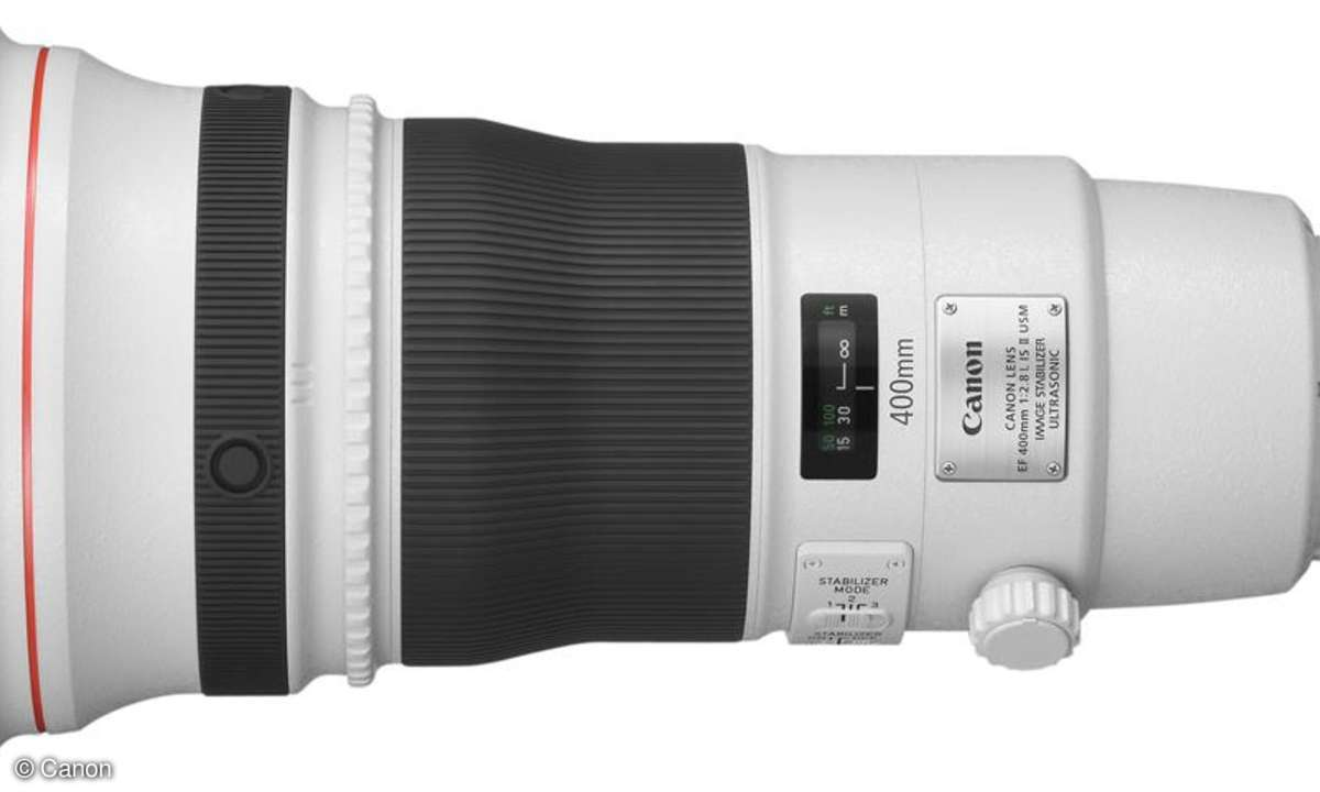 Canon EF 2,8/400mm L IS II USM