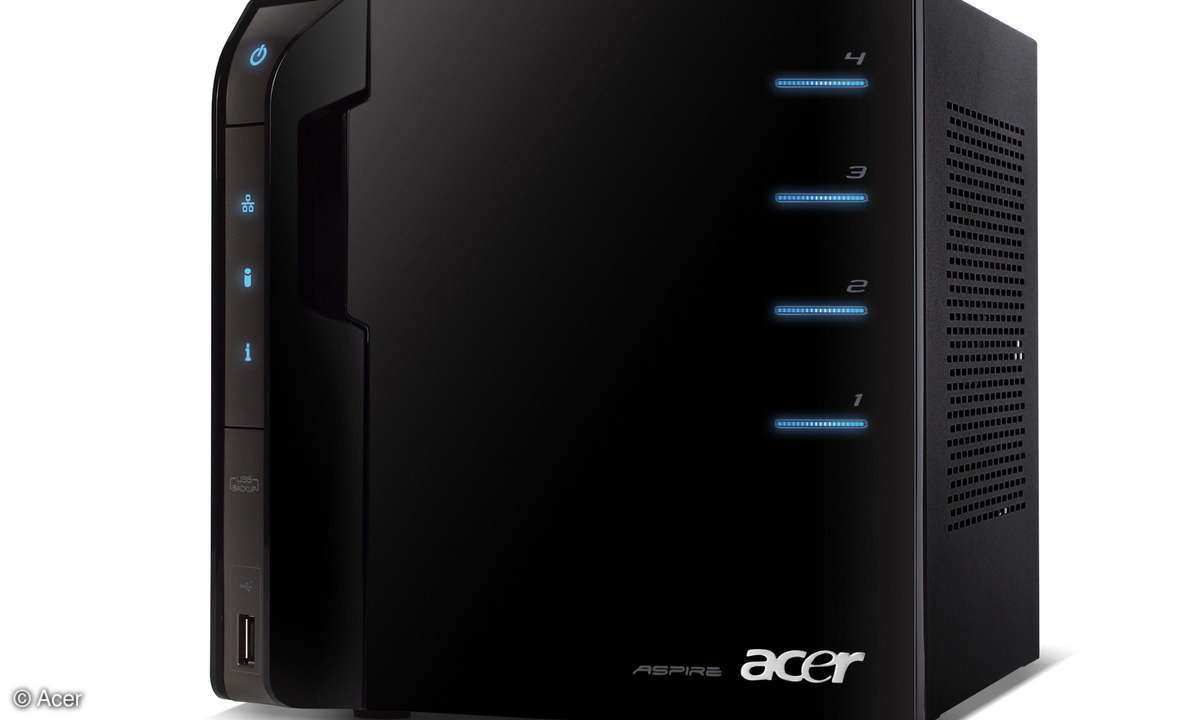 Acer Aspire easyStore H341