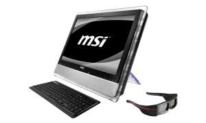 MSI,all-in-one,all-in-one-pc,wind top,2420ae 3d,