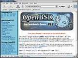 Andere Betriebssysteme: OpenBSD 3.0