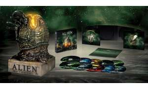 Alien, Anthology, Film, Blu-ray, DVD