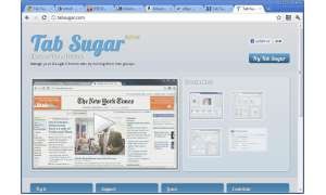 Chrome,Google,Browser,Firefox,Webbrowser,Panorama,Tab Sugar,Tab Candy