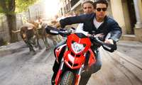 """Tom Cruise und Cameron Diaz in """"Knight and Day"""""""
