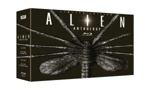 """Alien Anthology Facehugger Edition"""
