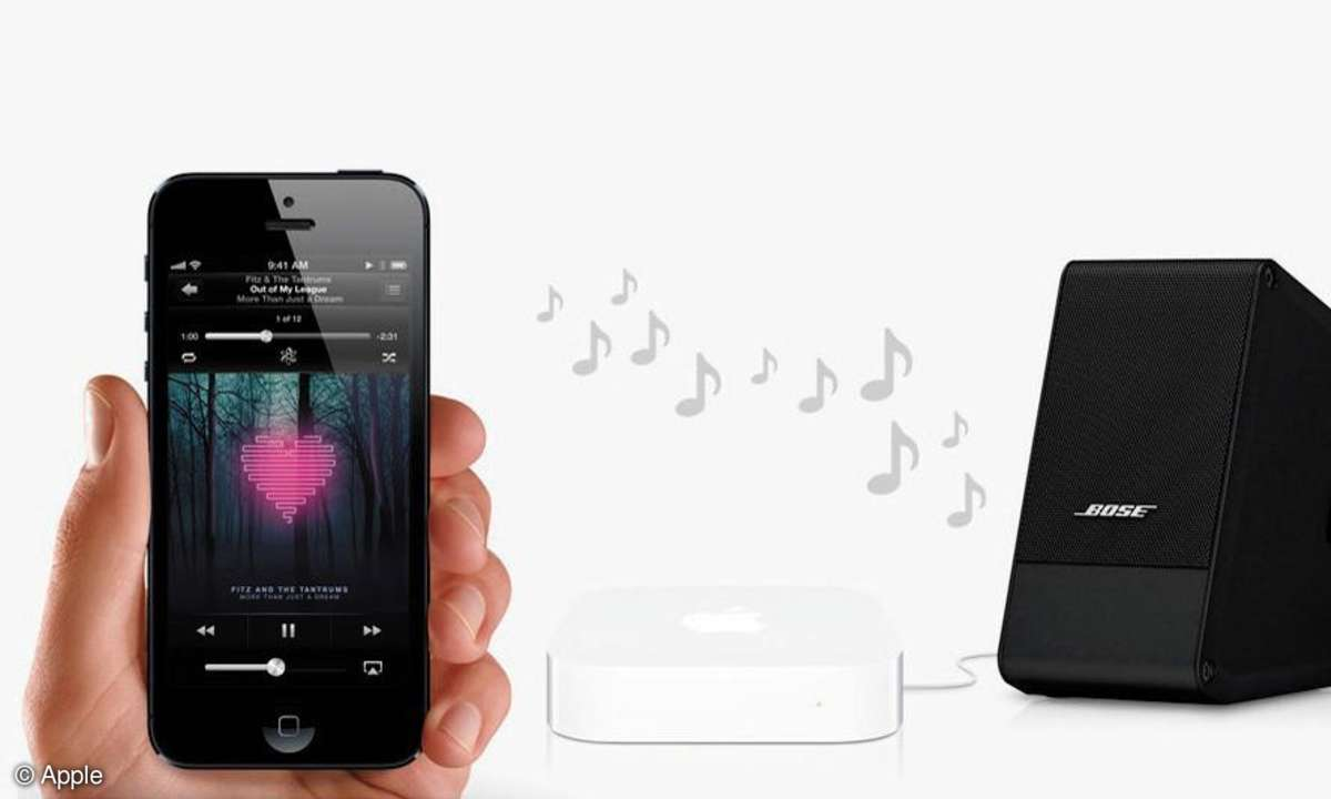 Apples Airplay