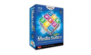 cyberlink,media suite 9,software,powerdvd,authoring,brennprogramm,tools,multimedia,blu-ray