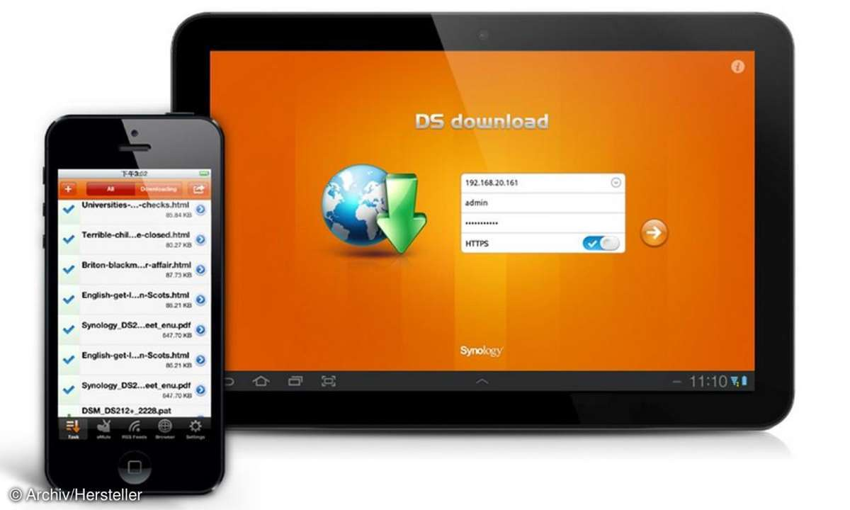 Synology DS Apps