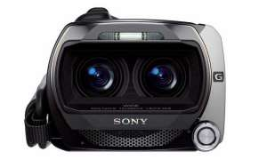 Sony HDR-TD 10