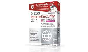 G Data Internetsecurity 2014, Antivirus