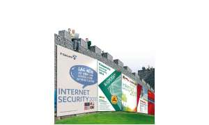 internet security, schutzwall