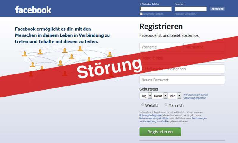 Instagram Down News: Facebook & Instagram Down: Kein Hackerangriff Von Lizard