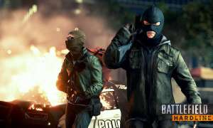 Screenshot: Battlefield Hardline