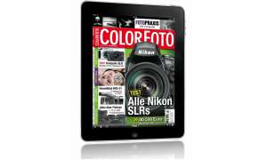 Die ColorFoto-iPad-App