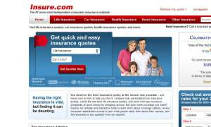 screenshot insure.com
