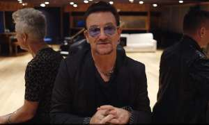 U2 im Video-Interview