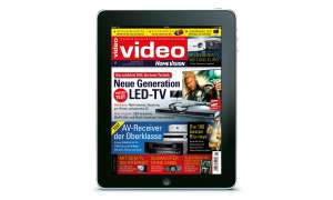 Die Video-Homevision-iPad-App