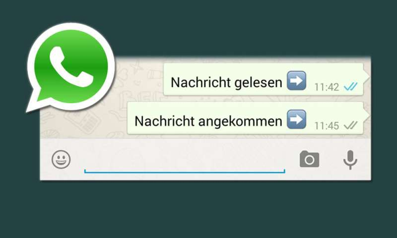 whatsapp plus blaue haken