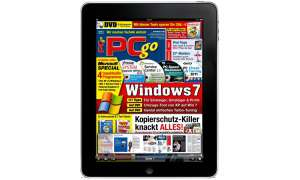 PCgo, iPad, Apple, App, Digital, Ausgabe
